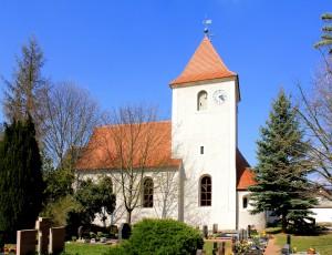 Behlitz, Ev. Pfarrkirche St. Katharina
