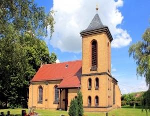 Beiersdorf, Ev. Pfarrkirche