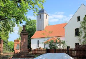 Beilrode, Ev. Pfarrkirche Zschakau