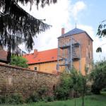 Belgern, ehem. Klosterhof, Turm