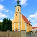 Belgershain, Ev. Johanneskirche