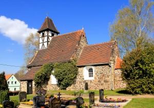 Ev. Pfarrkirche Benndorf