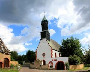 Benndorf, Ev. Pfarrkirche