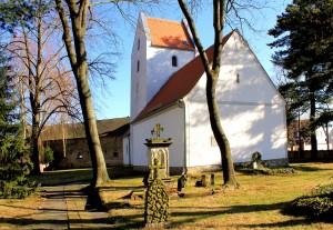 Bennewitz, Ev. Pfarrkirche