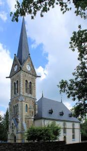 Berthelsdorf, Ev. Pfarrkirche