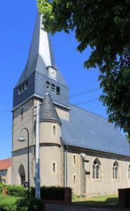Bethau, Ev. Kirche
