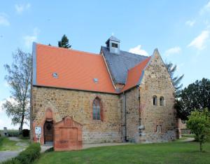 Bocka, Ev. Kirche