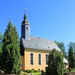 Bockelwitz, Ev. Pfarrkirche