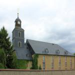 Bockendorf, Ev. Pfarrkirche