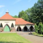 Böhlen, Friedhofskapelle