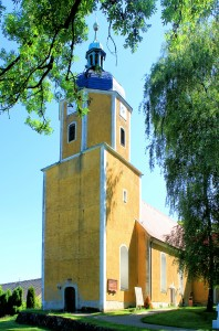 Böhlitz, Ev. Martin-Luther-Kirche