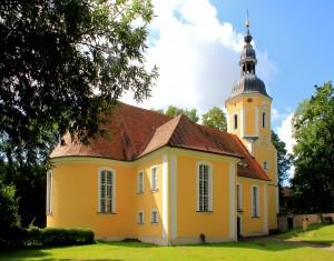 Börln, Ev. Pfarrkirche