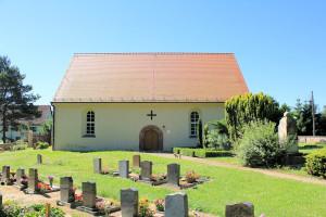 Börtewitz, Ev. Pfarrkirche