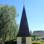 Börtewitz, Ev. Pfarrkirche, Turm