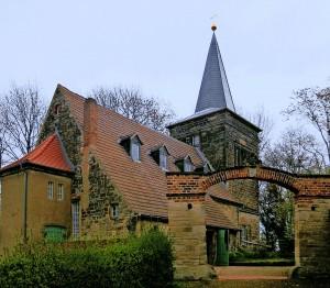 Borau-Selau, Ev. Pfarrkirche