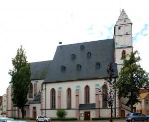 Borna, Ev. Stadtkirche St. Marien
