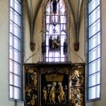 Borna, Ev. Stadtkirche, Chor