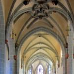 Borna, Ev. Stadtkirche, Schiff und Chor
