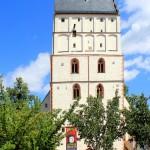 Borna, Ev. Stadtkirche, Turm