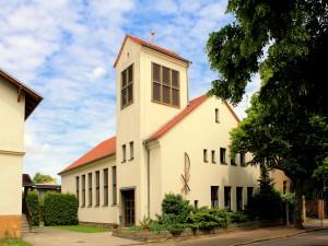 Borsdorf, Ev. Pfarrkirche