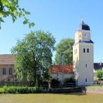 Bortewitz, Uhrturm