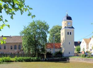 Uhrturm Bortewitz
