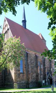 Brehna, Ev. Pfarrkirche