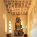 Brehna, Ev. Pfarrkirche, Mittelschiff