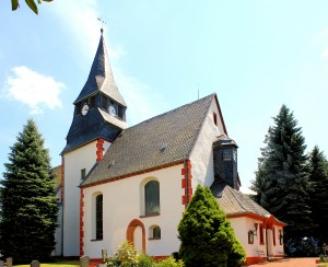 Breitenborn, Ev. Pfarrkirche