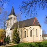 Brinnis, Ev. Pfarrkirche