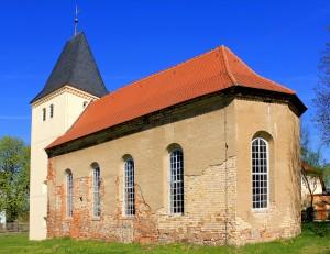 Brodau, Ev. Pfarrkirche