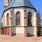 Burgstädt, Ev. Stadtkirche, Chor