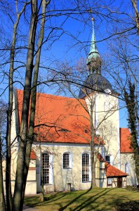 Burkartshain, Ev. Pfarrkirche