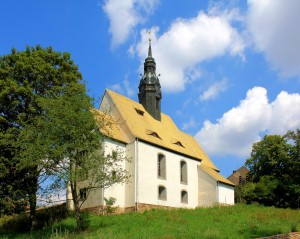 Cannewitz, Ev. Pfarrkirche