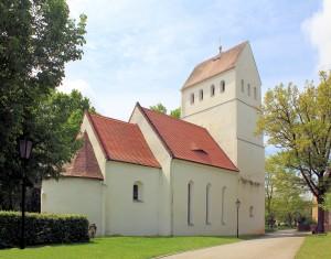 Cavertitz, Ev. Pfarrkirche
