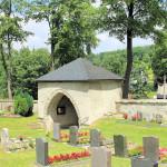 Clausnitz, Tor zum Friedhof
