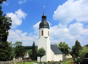 Clausnitz, Ev. Pfarrkirche