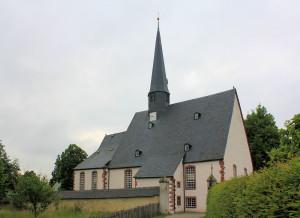 Claußnitz, Ev. Pfarrkirche