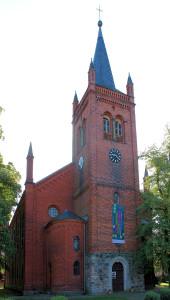 Colbitz, Ev. Pauluskirche