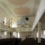 Colditz, Ev. Stadtkirche, Orgel