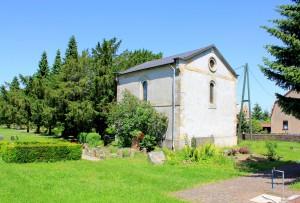 Collmen (Colditz), Friedhofskapelle