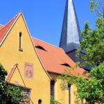 Collmen (Colditz), Ev. Pfarrkirche