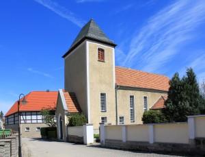 Costewitz, Ev. Pfarrkirche