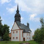 Crossen (Elster), Ev. Pfarrkirche St. Michael