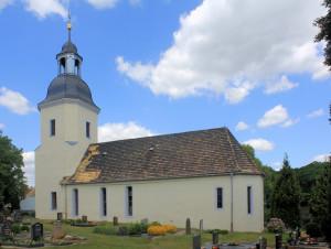 Dahlenberg, Ev. Pfarrkirche