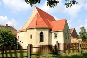 Dehlitz, Ev. Kirche