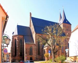 Delitzsch, Ev. Stadtkirche St. Peter und Paul