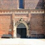 Delitzsch, Ev. Stadtkirche St. Peter und Paul, Portal