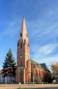 Dessau, Kath. Kirche St. Peter und Paul