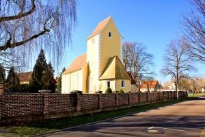 Deuben, Ev. Pfarrkirche